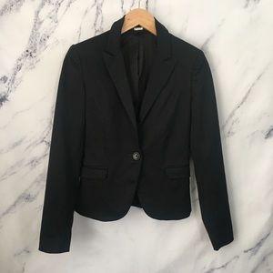 Express single button front blazer
